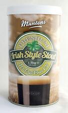 Muntons Irish Style Stout Kit