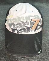 Vintage Authentic Chase Danica Patrick #7 Cap H&L Strap Baseball Hat NASCAR L