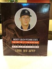 Mickey Lolich Detroit Tigers Bobblehead 1968 WS Anniversary SGA 8-25-18 NIB