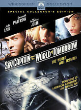Sky Captain and the World of Tomorrow (DVD, 2005, Widescreen/ Checkpoint)
