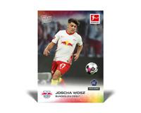 Joscha Wosz 2020 2021 card #20 Topps Now Bundesliga RC - RB Leipzig