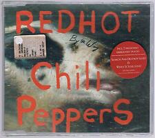 RED HOT CHILI PEPPERS BY THE WAY CD SINGOLO SINGLE cds SIGILLATO!!!