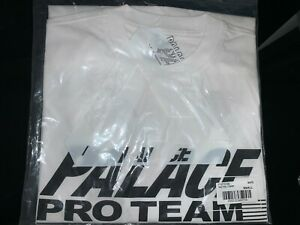 Palace Pro Tool Tee Size Small White Brand New