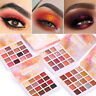 16Color Eyeshadow Palette Shimmer Professional LO Bright Makeup Waterproof Silky