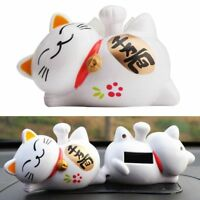 Cute Cat Waving Good Luck Fortune Chinese Japanese Feng Shui Decor New Year Gift