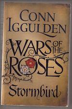 CONN IGGULDEN - wars of the roses - stormbird BOOK