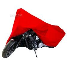 Red Motorcycle Cover For Kawasaki Vulcan VN 500 800 900 1500 1600 1700 2000