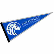 """Fayetteville State University Broncos 12"""" X 30"""" College Pennant"""