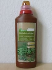 Bio Kräuterdünger / Flüssigdünger / Gemüsedünger / Naschgemüse Ökodünger 500 ml