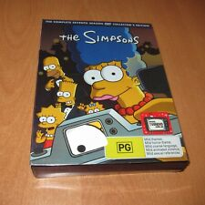 THE SIMPSONS - SEASON 7 ( DVD , 4 DISC SET REGION 4 )