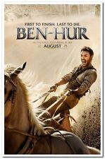 "Ben Hur -2016- Original 27x40 Advance ""A"" Movie Poster - Jack Huston, M.Freeman"