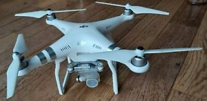 dji Phantom 3 Advanced drone with spares, accessories and case