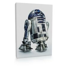 R2-D2 Star Wars Framed Canvas Print