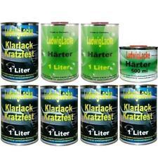 8.5 Liter MS Klarlack SET für Autolack  Lackierer