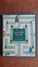 Le jeu du jardin LABYRINTHE par Oxford Games 1990