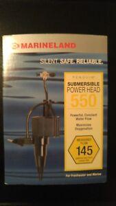 MARINELAND Penguin Submersible Power Head 550