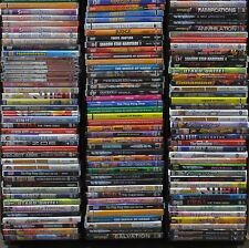 Wholesale Lot of 30 Used Assorted Japanese Anime DVD Grab Bag No Duplicate