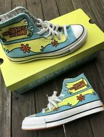 -SOLD OUT- Converse Chuck 70 Hi Scooby Doo Mystery Machine