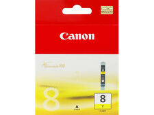 Canon Tinte Cli-8y Yellow Inhalt 13ml V4-00