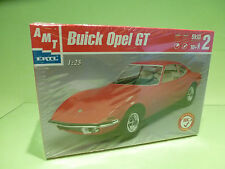 ERTL KIT 31226 BUICK OPEL GT - NOT BUILT 1:25 - RARE SELTEN - NEAR MINT IN BOX