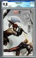 Avengers Arena #6 CGC 9.8 WP 3860954019  Variant Edition