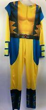 Wolverine Boys Youth Halloween Costume Body Suit Husky Large 10-12 Lg L