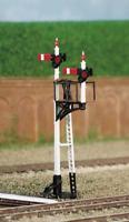 Ratio 262 N Gauge Lower Quadrant Junction Signal Kit