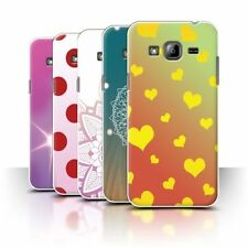 Matte Mobile Phone Fitted Cases/Skins for Samsung Galaxy J3
