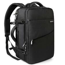 Inateck 17 Inch Business Travel Laptop Backpack, Anti-Theft Rucksack - Black