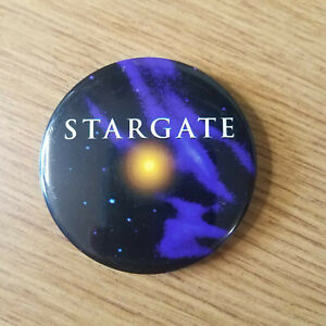 Stargate Vintage Movie Promo Button 1994