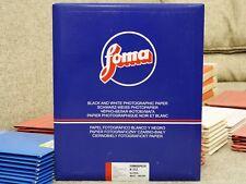 """FOMA Fomaspeed N 312 photo paper B&W normal matt 10 sheets 24x30,5 cm (9,5x12"""")"""
