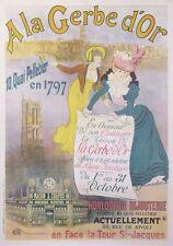 A LA GERBE D'OR HORLOGERIE BIJOUTERIE-10 QUAI PELLETIER FACE TOUR ST JACQUES