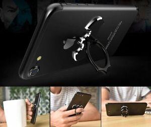 Batman Phone Finger Ring Holder 360 Rotating Bracket Stand Cell Phone Universal