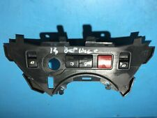 2013 Citroen Berlingo 9680932177 Hazard Window Switch Panel