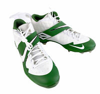 Nike Force Zoom Trout 6 Mens Baseball Cleats AT3464-300 White Green Size 12