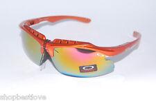 Metallic Orange Frame, Fire Jade / Yellow Sunglasses
