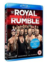 WWE (Wrestling) ROYAL RUMBLE 2017 - BLURAY in Inglese NEW .cp