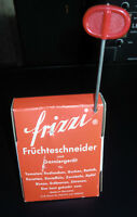 """Dachbodenfund """"Frizzi"""" Früchteschneider mit Nadel"""