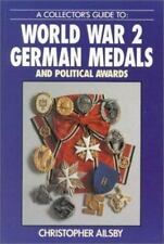 Collector's Guide to World War 2 German Medals, History: Military: General, Home