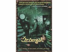 Uzumaki Japanese Horror Live Action Movie DVD OOP Out of Print