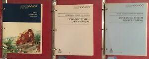 ATARI 400 / 800 Reference Manuals