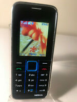 Nokia Classic 3500c - Black (Unlocked) Mobile Phone