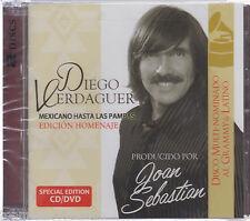 CD / DVD - Diego Verdaguer Mexicano Hasta Las Pampas EDICION HOMENAJE BRAND NEW