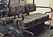 3 pc Club Car pre-2001 golf cart seat set