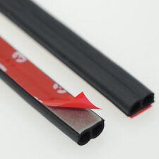 4M B-shape Car Door Edge Rubber Weather Seal Hollow Strips Moulding WYS Sales