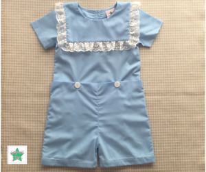 Boys Heirloom Easter Button-On, Church Outfit, Prince George, FREE SHIPPING