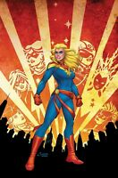 Captain Marvel #1 (Marvel 2019) Kelly Thompson New Series - Movie upcoming