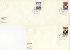 Canada - Olympics - B1-3 U/A Fdc - Canada Po Cachet - 1974