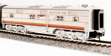 Broadway Limited N Scale 1655 Santa Fe E6 B Unit Locomotive DC/DCC SND