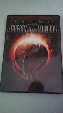 """DVD """"LA GUERRA DE LOS MUNDOS"""" EDICION ESPECIAL 2DVD STEVEN SPIELBERG TOM CRUISE"""